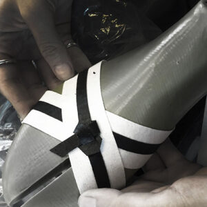 Research and Material Customization for Shoe Brands | Studio Arise.s