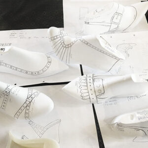 Design Analysis and Preparation of the spec sheets for Shoe Factories | Studio Arise.s