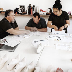 Collection Development & Consultancy for Footwear Designers | Studio Arise.s