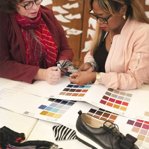 Preparation of the spec sheets for Footwear Designers | Studio Arise.s